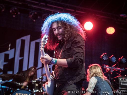 Dead Lord – Metalheadz Open Air 2017