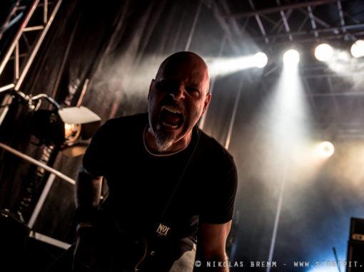 Liege Lord auf dem Metalheadz Open Air 2017