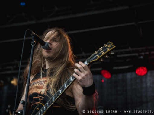 Angel Sword at Metalheadz Open Air 2017