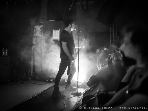 Night Demon im 7er Club Mannheim 2017