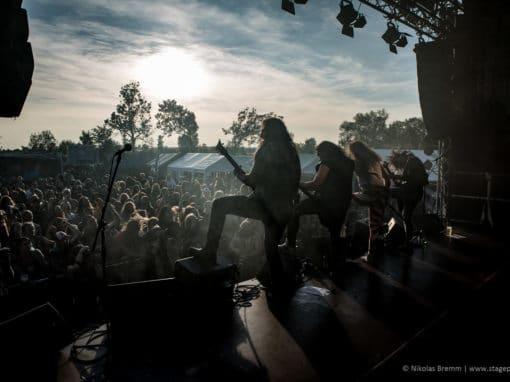 Stallion auf dem Metalheadz Open Air 2018